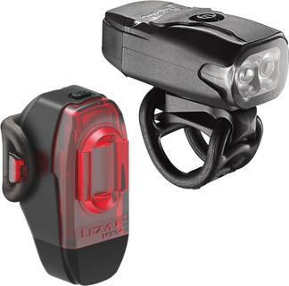 Lezyne KTV Drive pair 220F/10R Lumen Black