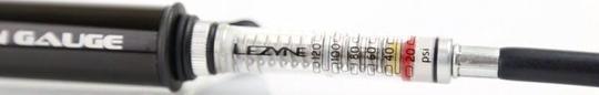 Lezyne Gauge Drive HV Minipomp