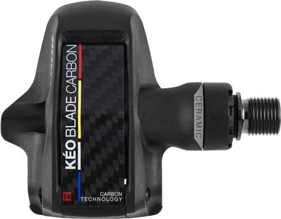 Look Keo Blade Carbon Ceramic Race Pedalen