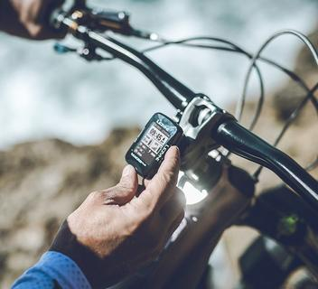 Lezyne Macro Plus GPS Fietscomputer
