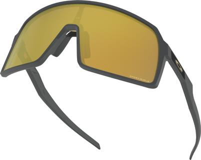 Oakley Sutro Prizm 24k Matte Carbon Fietsbril