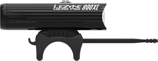 Lezyne Micro Drive Pro 800XL Black voorlicht