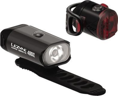Lezyne Mini Drive 400 / Femto USB Drive Verlichtingsset