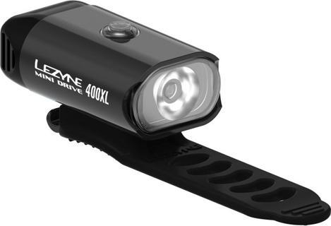 Lezyne Mini Drive 400 Black Voorlicht