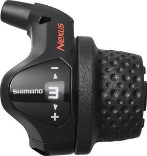 Shimano Nexus SL-3S41E 3-Speed Revo Shifters