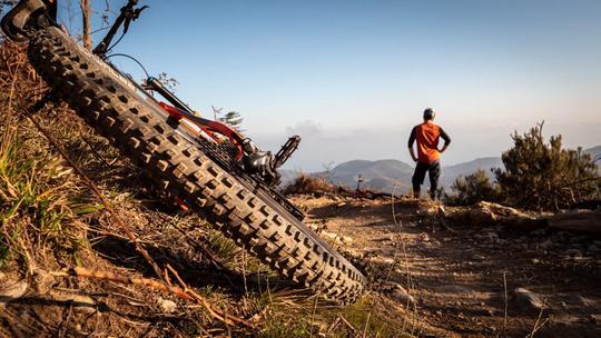 Schwalbe Nobby Nic Addix SpeedGrip Super Ground TLE Buitenband