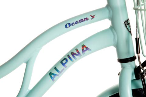 Alpina Ocean 16 Inch Meisjes 2021