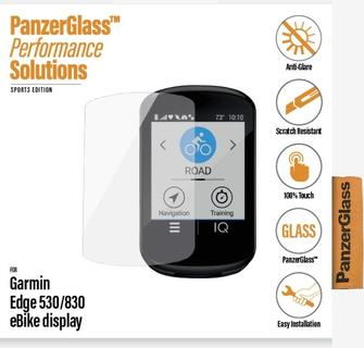 PanzerGlass Garmin Edge 530/830 Screen Protector