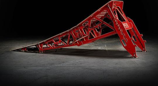MTB Hopper Pro Ramp
