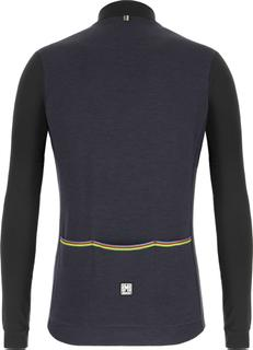 Santini Official UCI Rainbow Long Sleeve Jersey