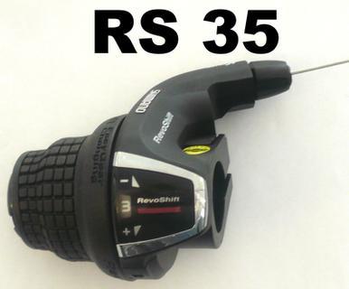 Shimano Tourney SL-RS35 Links Shifter