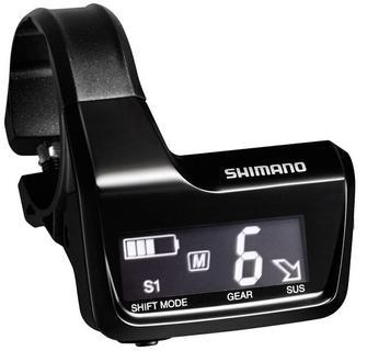 Shimano SC-MT800 Di2 Display