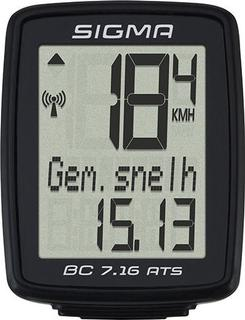 Sigma BC 7.16 ATS Fietscomputer Draadloos