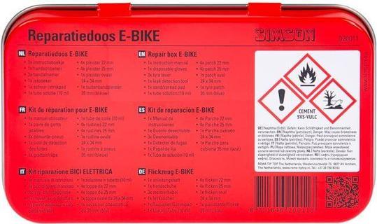 Simson Reparatiedoos E-bike