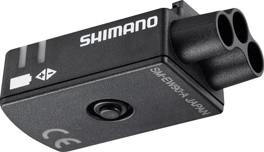 Shimano SM-EW90-A 3-Poort E-Tube Di2 Stuurjunction A
