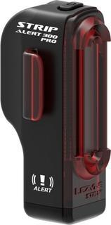 Lezyne Strip Pro Alert Drive Rear 300 Lumen Black Achterlicht