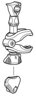 Thule Sparepart Bike Arm Easyfold