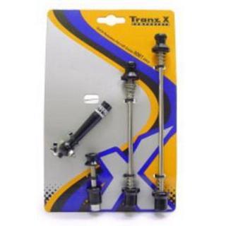 Tranzx Set Blockage + Slot Aluminium