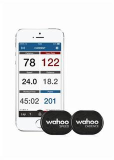 Wahoo Snelheid & Cadanssensor Bundel