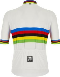 Santini UCI World Champion 2021 Eco Sleek Jersey