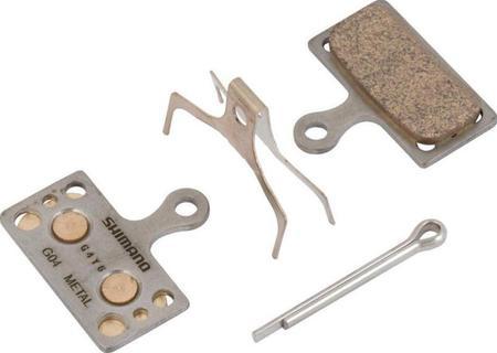 Shimano Schijfremblokken G04S Metal