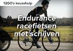 12GO'S Keuzehulp: Endurance racefietsen met schijvenl