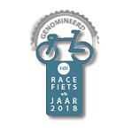 Genomineerd voor racefiets van het jaar!l