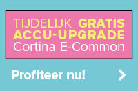E-common Accu Upgrade actie