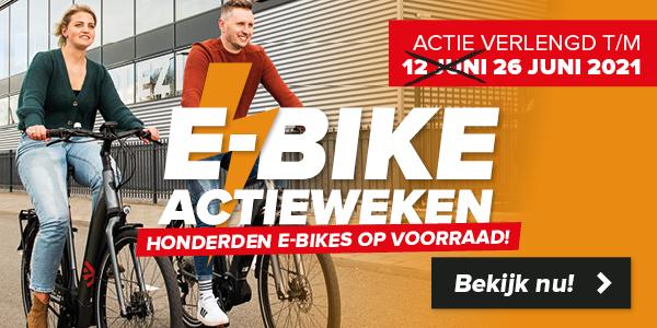 Bekijk E-bike Actieweken