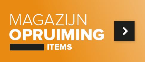 Magazijopruiming items