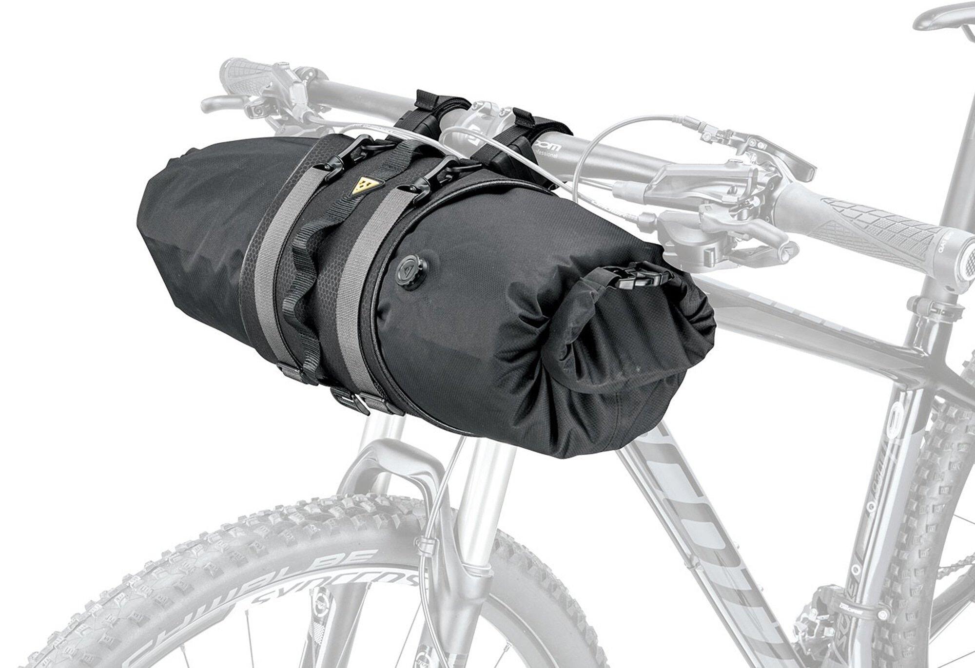 Stuurtas bikepacking