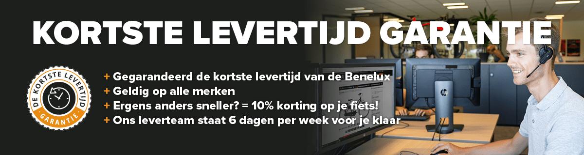 Kortste levertijd garantie