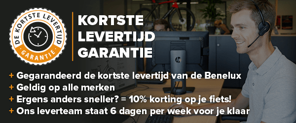 Snelste levertijd garantie
