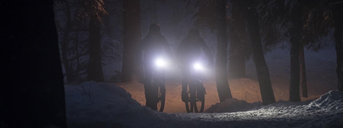 Voorlicht in het donker