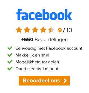 Facebook beoordelingen 12GO