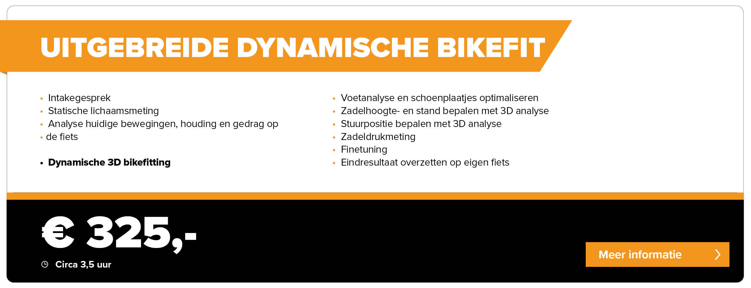 bikefit laten doen bij 12go biking