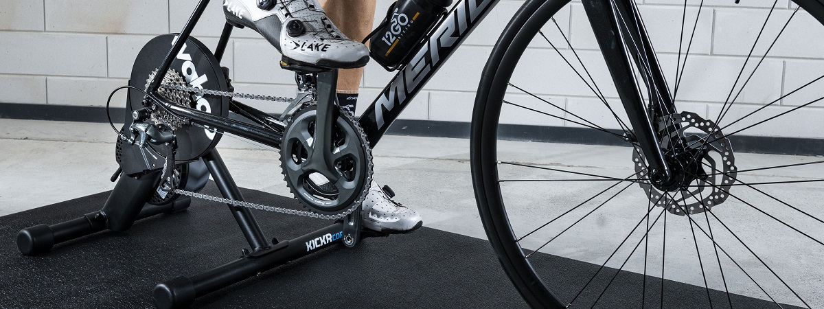 De Kickr Core is met bijna iedere sportfiets compatibel