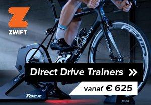 Bekijk alle Direct Drive Fietstrainers