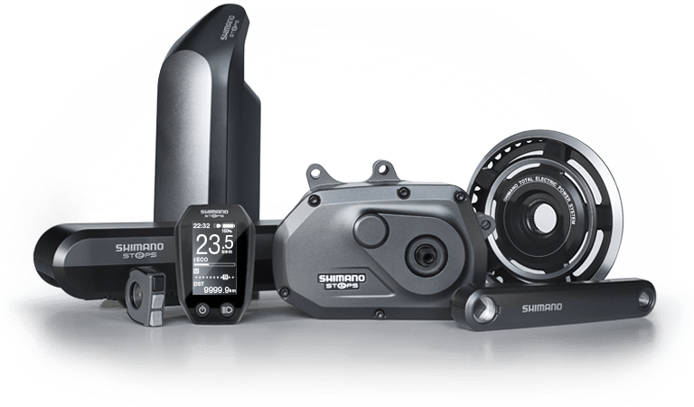 Shimano Steps e-bike systeem