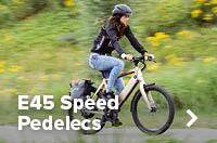 E45 Speed Pedelecs