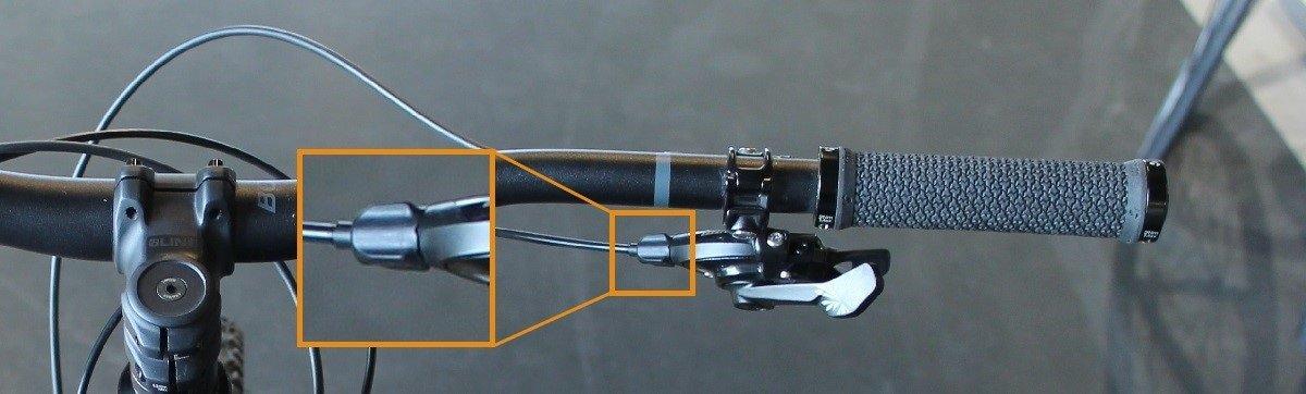 Stelnippel MTB Shifter