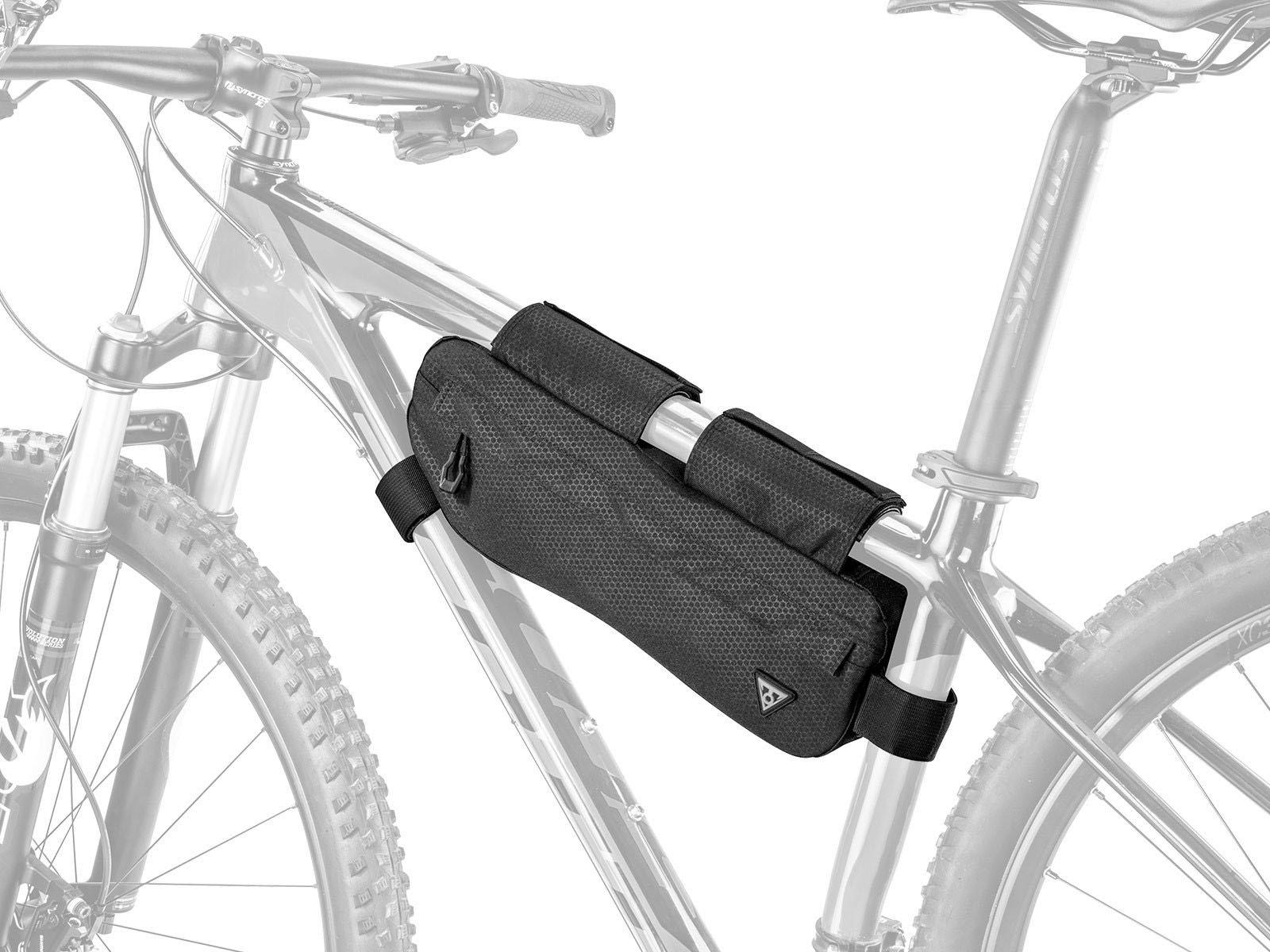 Bikepacking tas in het frame