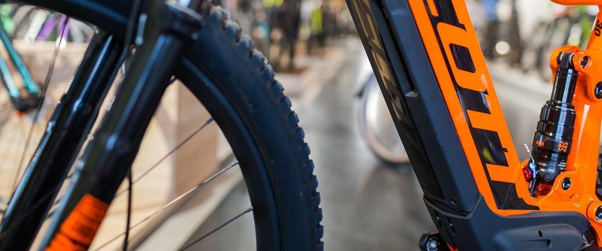 Accu van je elektrische fiets