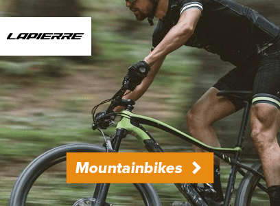 Lapierre mountainbikes