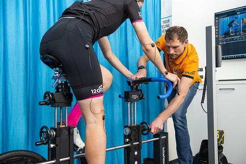 bikefit helpt tegen blessures