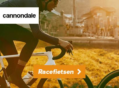 Racefietsen Cannondale