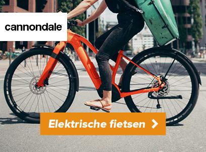 Cannondale elektrische fietsen