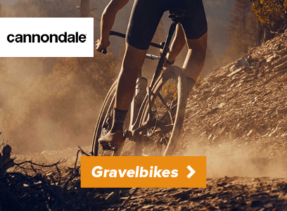 Cannondale Gravelbikes
