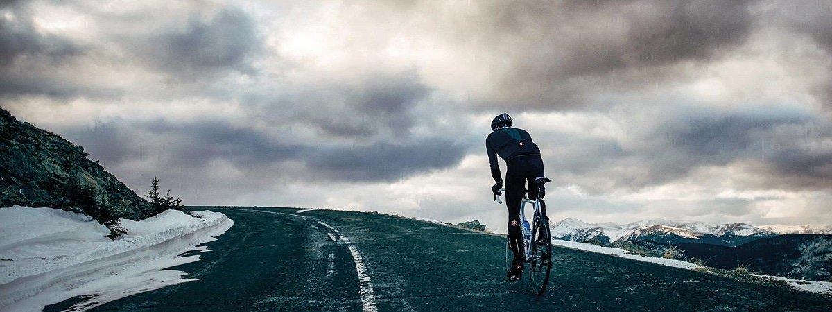 koud, lekker fietsweer