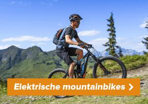 Naar elektrische mountainbikes